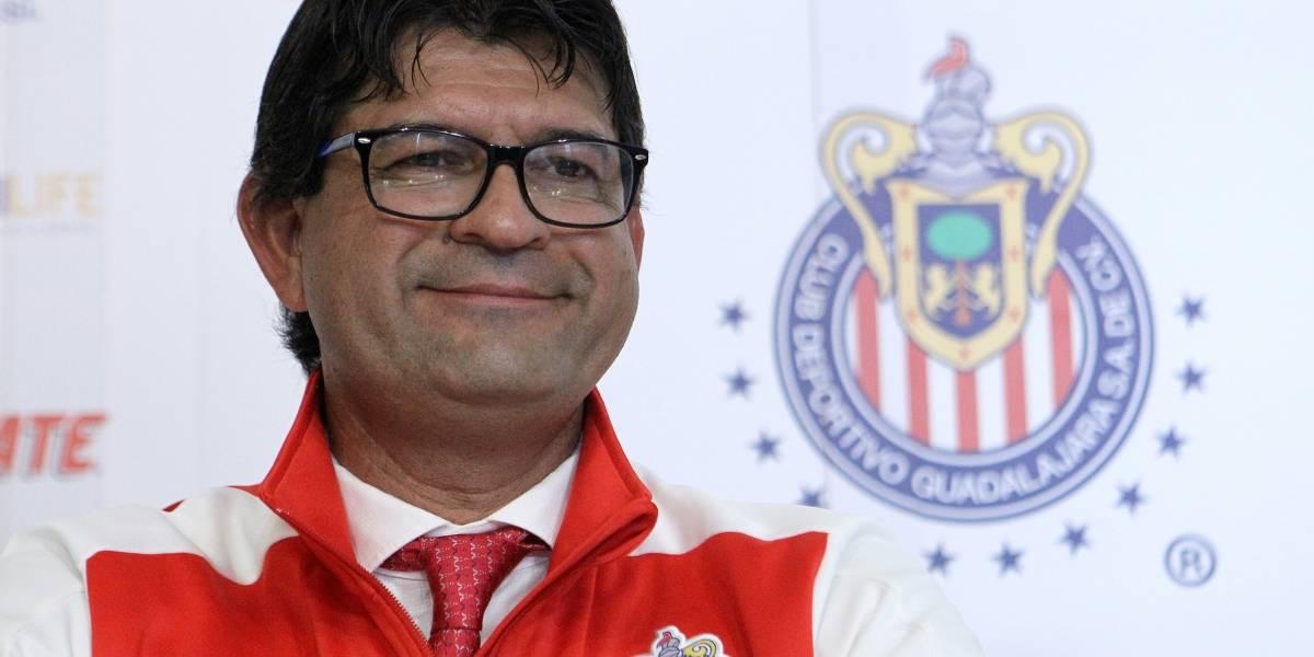 Cardozo acepta obligación de mantener grandeza de Chivas