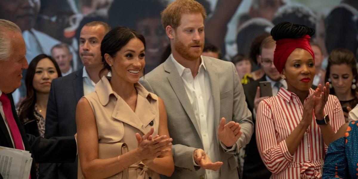 """Príncipe Charles considera que Meghan Markle é """"a melhor coisa que aconteceu"""" para Harry"""