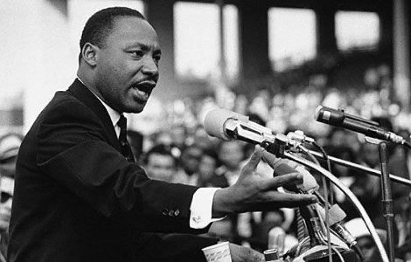 El sueño de Martin Luther King