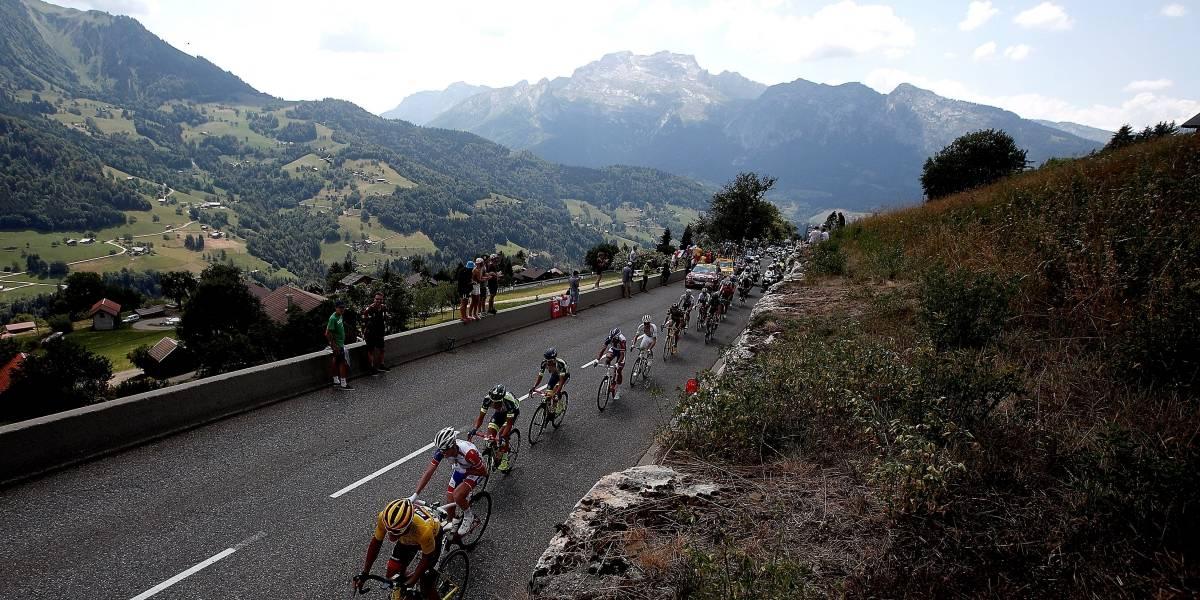 Alaphillipe atacó donde no lo hizo Nairo: así pasó la primera etapa de montaña del Tour