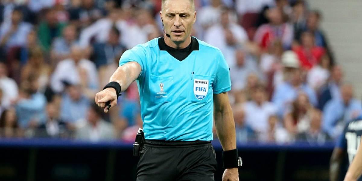 Esta es la 'sexy' esposa de Néstor Pitana, el árbitro de la final del Mundial Rusia 2018