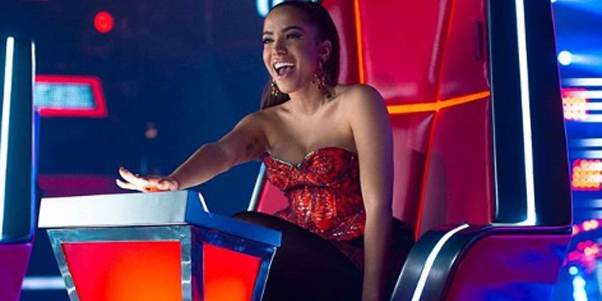 The Voice: Anitta confirma que será técnica na versão mexicana do reality musical