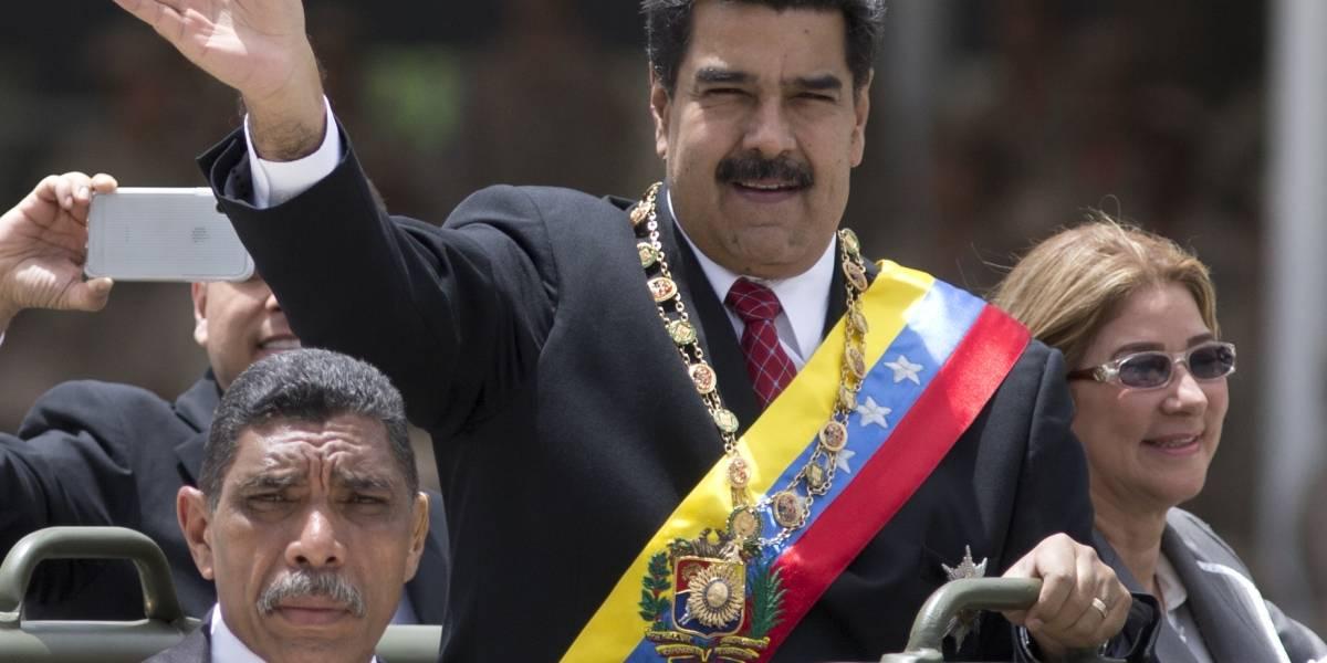 El polémico comentario de Maduro sobre el título de Francia que desató la ira de los galos