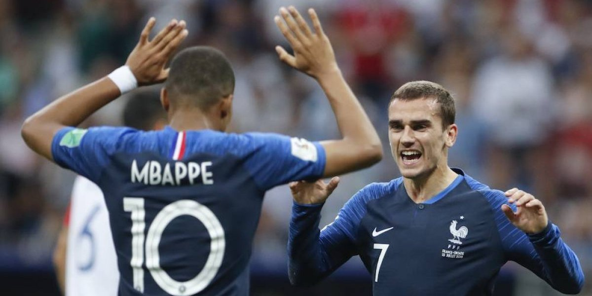 Europeos dominan el 11 ideal del Mundial de Rusia 2018