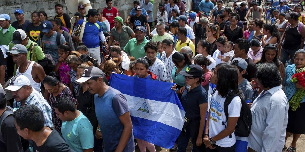 Ley sobre terrorismo en Nicaragua criminaliza protestas sociales: ONU