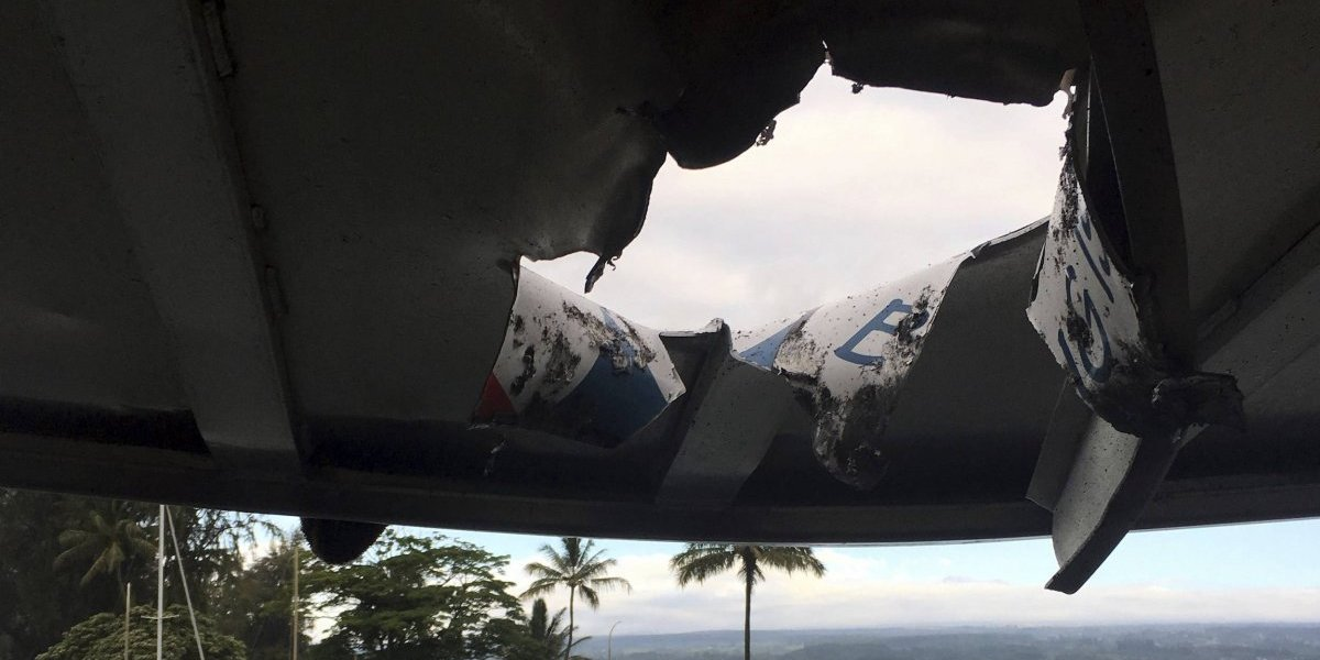 Hawai: seguirán paseos cerca de lava pese a incidente