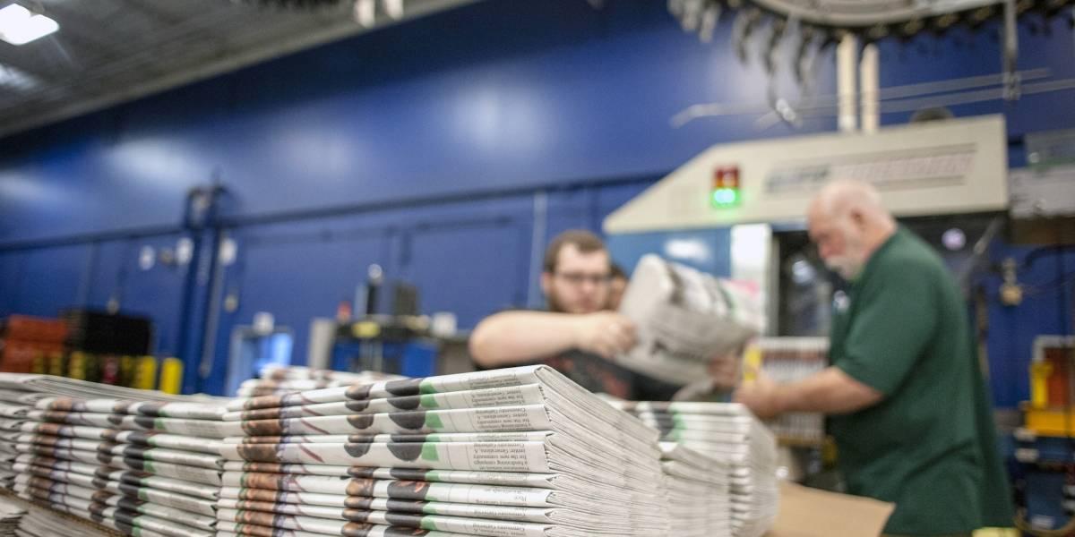 Aranceles de Trump amenazan a periódicos locales en EE.UU.