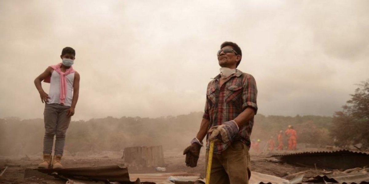 "A dos meses de la tragedia del volcán de Fuego, promueven iniciativa para ""no olvidar"""