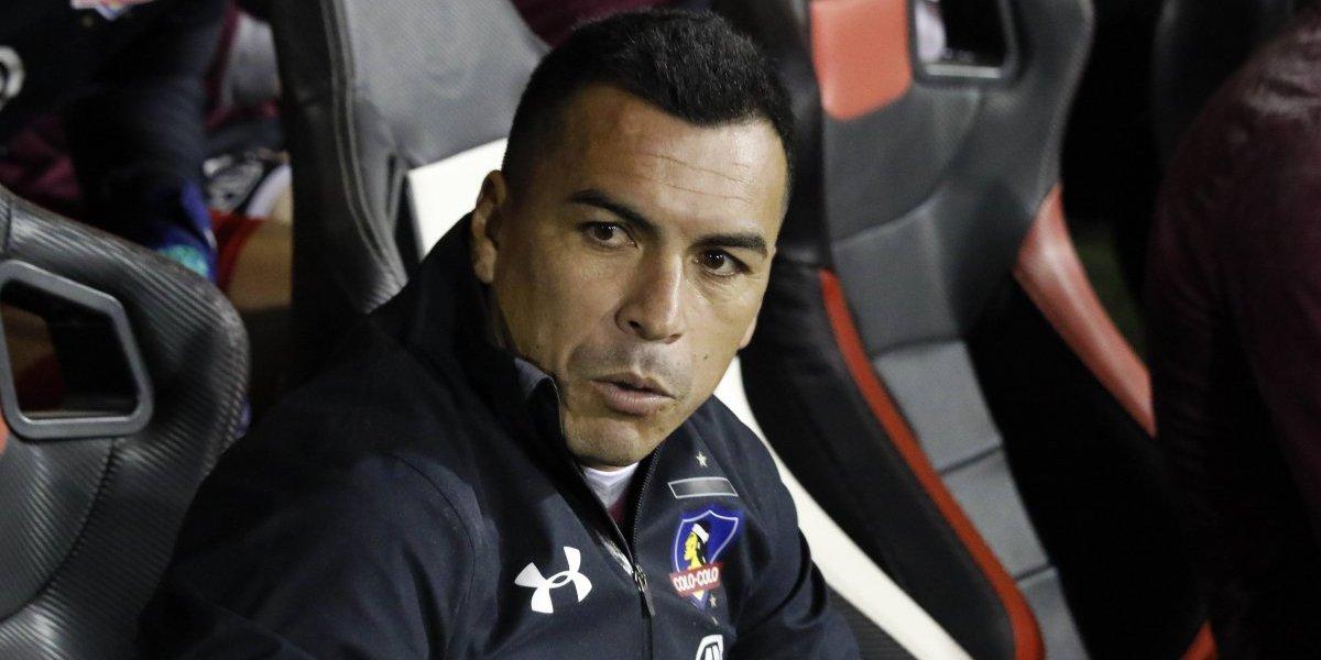Aún le falta para llegar a Colo Colo: Esteban Paredes perdió su primera final como entrenador