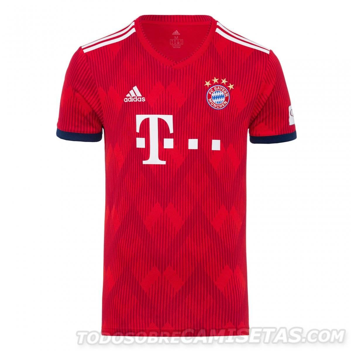 Bayern Munich todosobrecamisetas.com