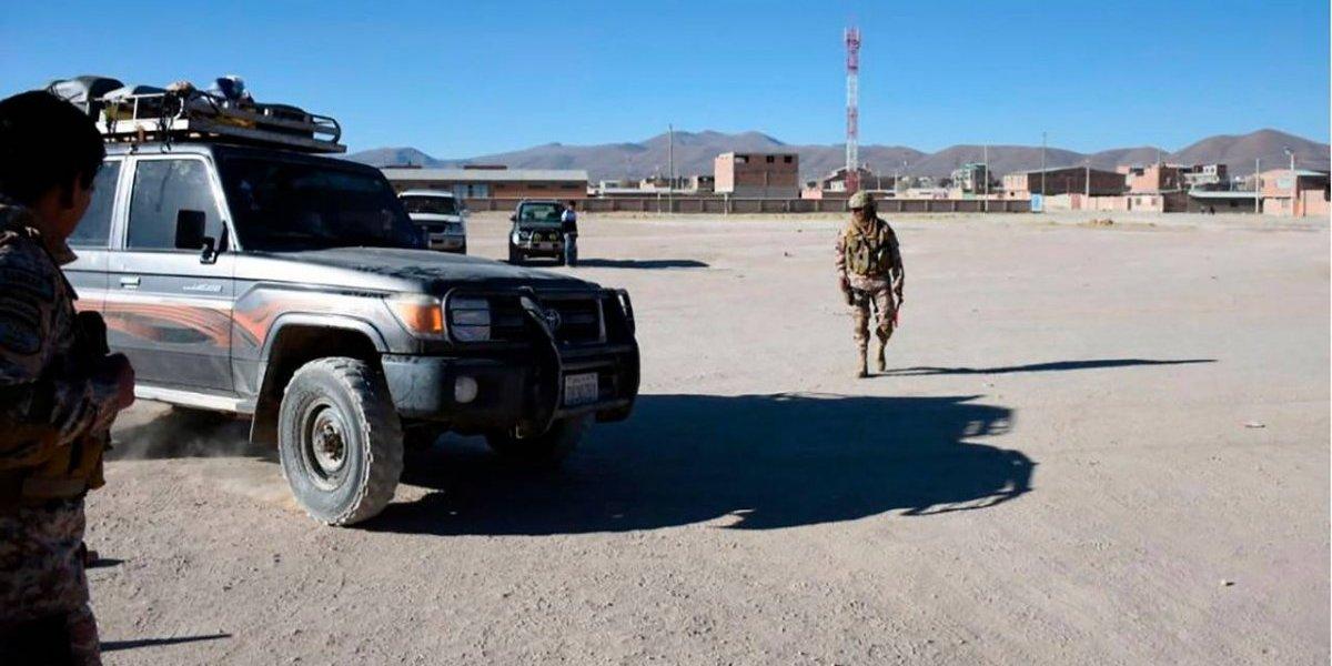 Atentos, nortinos: Evo enviará más militares a la frontera con Chile y  gastará $11 mil millones en equipamiento militar