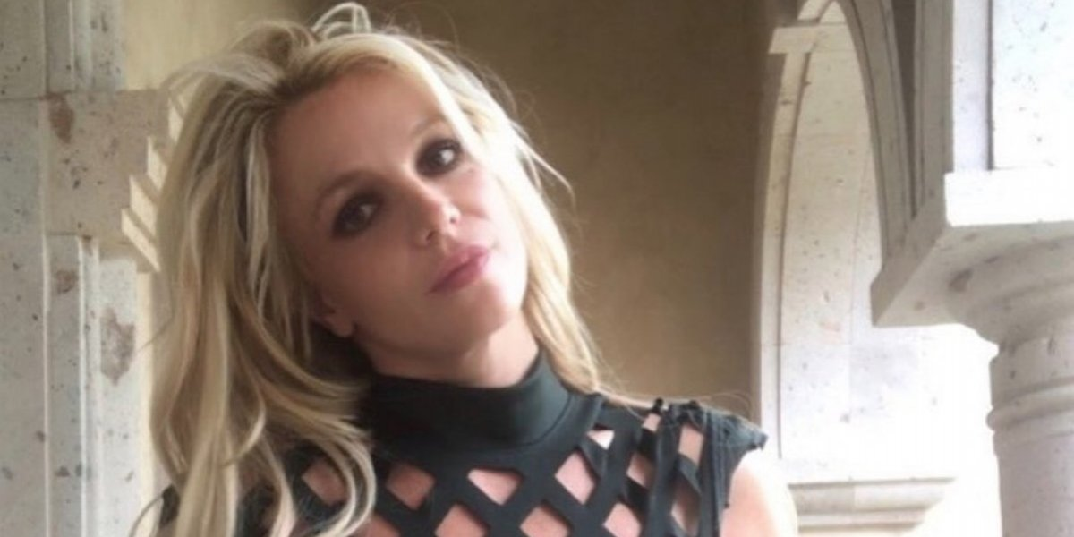 El accidente hot de Britney Spears en un concierto