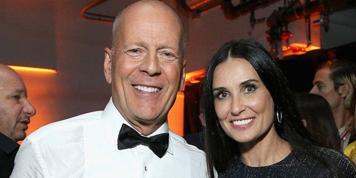 20 años después Demi Moore reveló la razón por la que se divorció de Bruce Willis