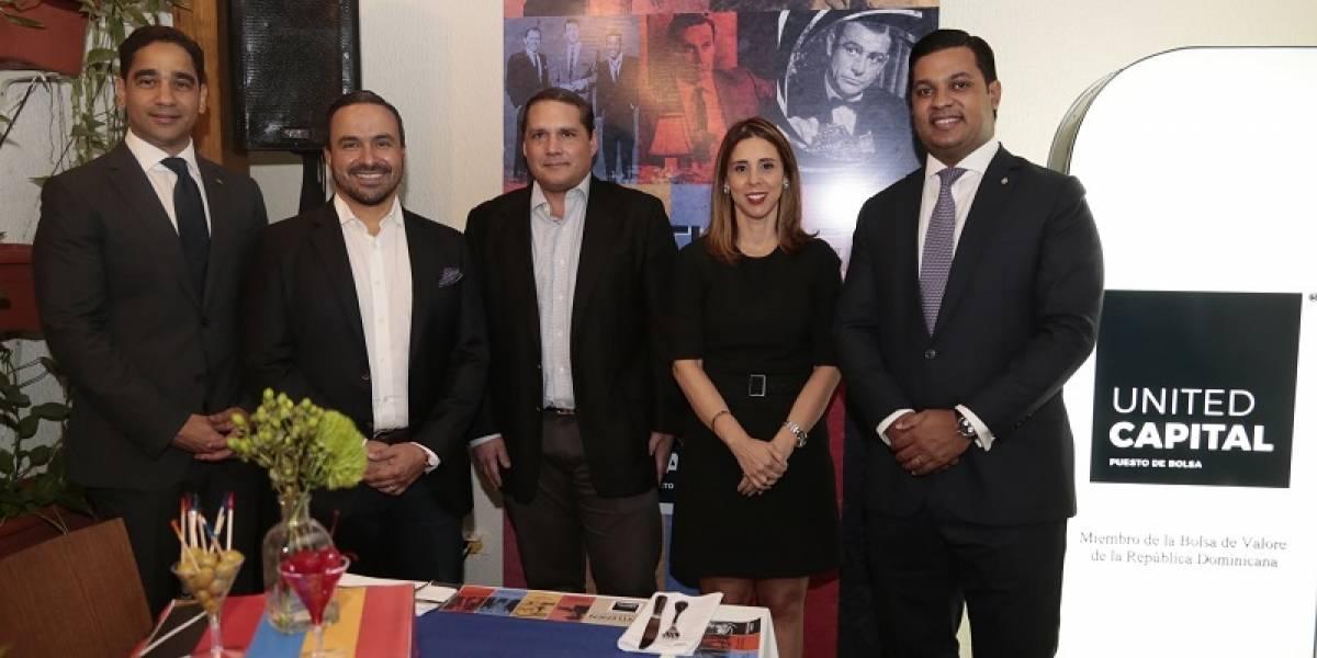 #TeVimosEn: United Capital ofrece cóctel exclusivo a caballeros