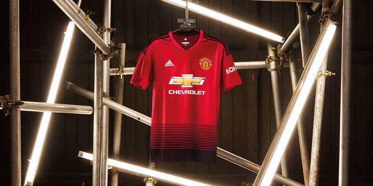 La nueva camiseta que utilizará Alexis Sánchez en Manchester United