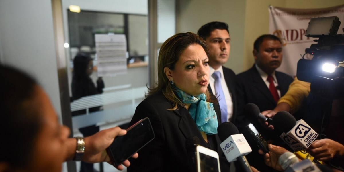 Decretan medidas de seguridad a favor de canciller por denuncia de violencia psicológica