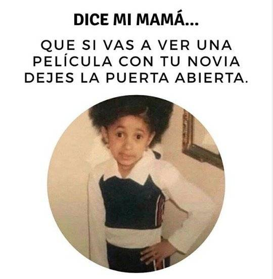 Image result for dice mi mama que
