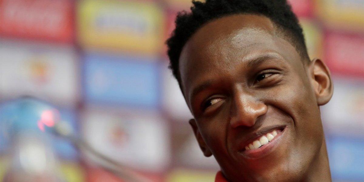 Yerry Mina ya tiene nuevo equipo y se va a la Premier League