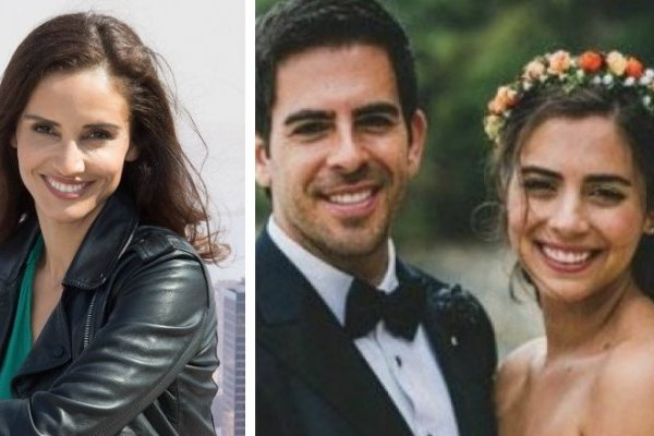 Leonor Varela, Eli Roth y Lorenza Izzo