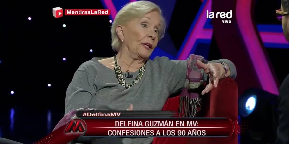 """Delfina Guzmán critica a denunciantes de Abreu y López: """"¿Qué les importa que les agarren una pechuga? ¿Es tanto el problema?"""""""