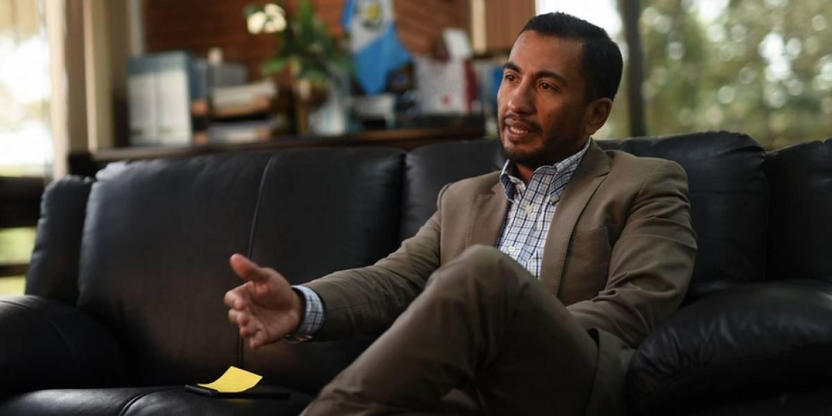 """""""Proponemos un plan nacional de apoyo a la caficultura"""",  Evelio Alvarado,  gerente general de la Asociación Nacional del Café (Anacafé)"""