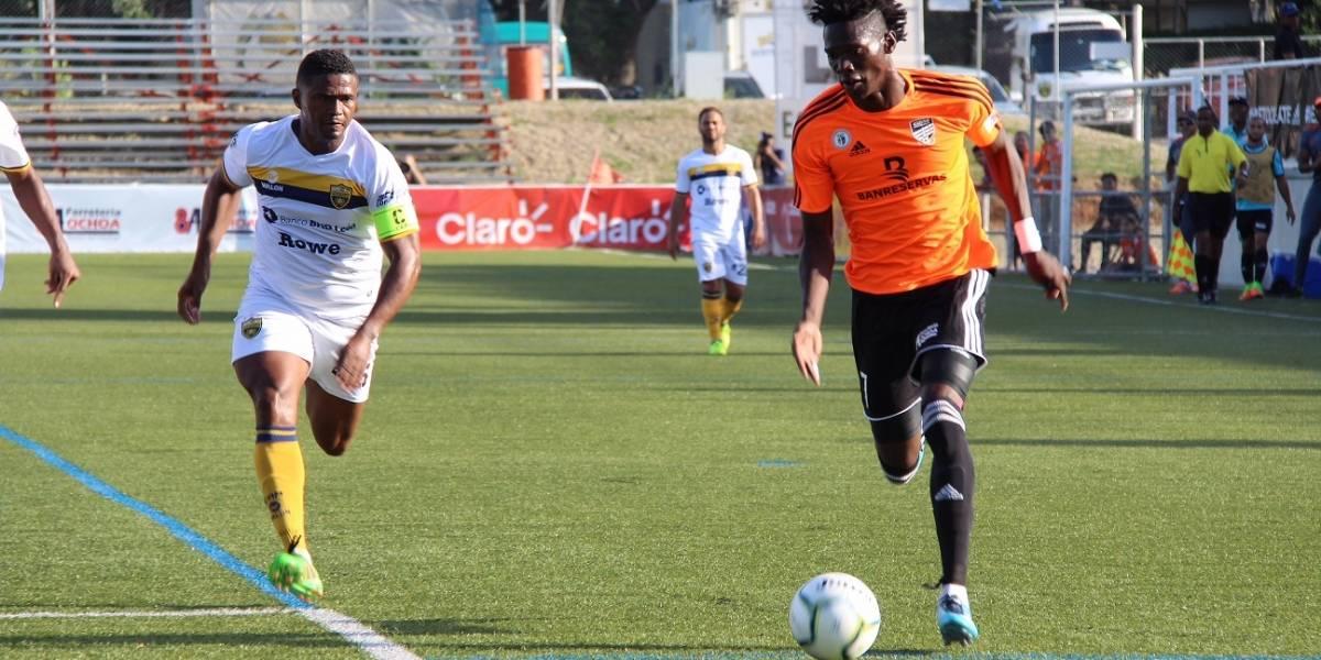 Cibao FC visita a Pantoja en una lucha por la segunda posición en LDF