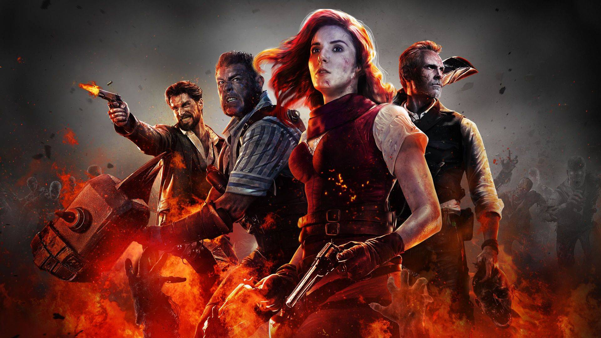 Call of Duty: Black Ops 4 estrena tráiler centrado en el modo Zombies