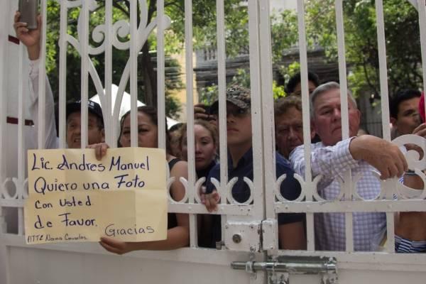 Andrés Manuel López Obrador, Detente