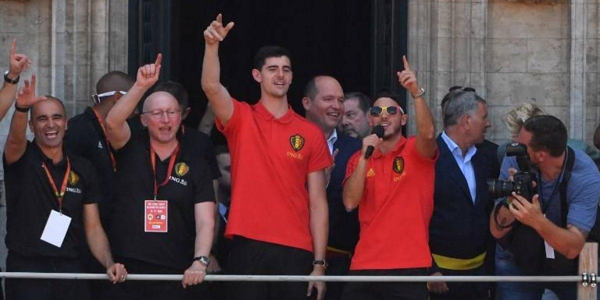 Esta es la multimillonaria cifra que deberá pagar el Madrid por Hazard y Courtois