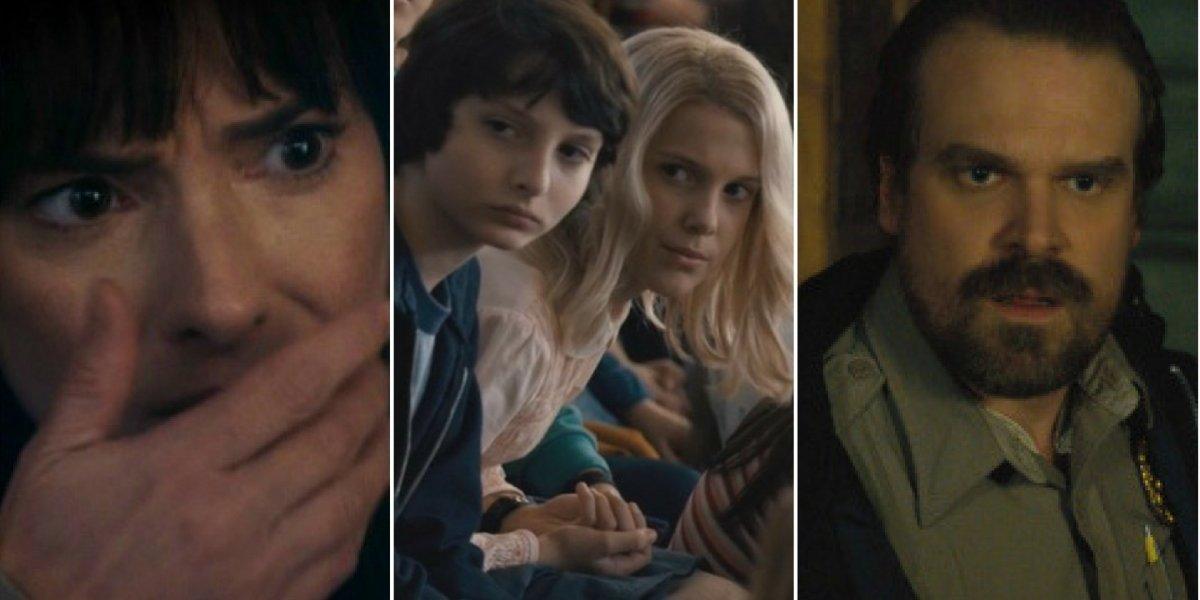 Stranger Things: Terceira temporada promete tom mais sombrio e o nascimento de uma relação ainda mais profunda