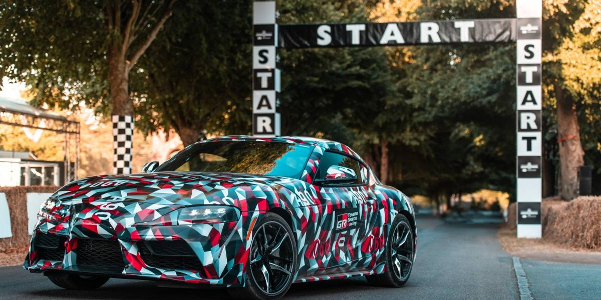 El Toyota Supra vuelve a las carreras NASCAR en 2019