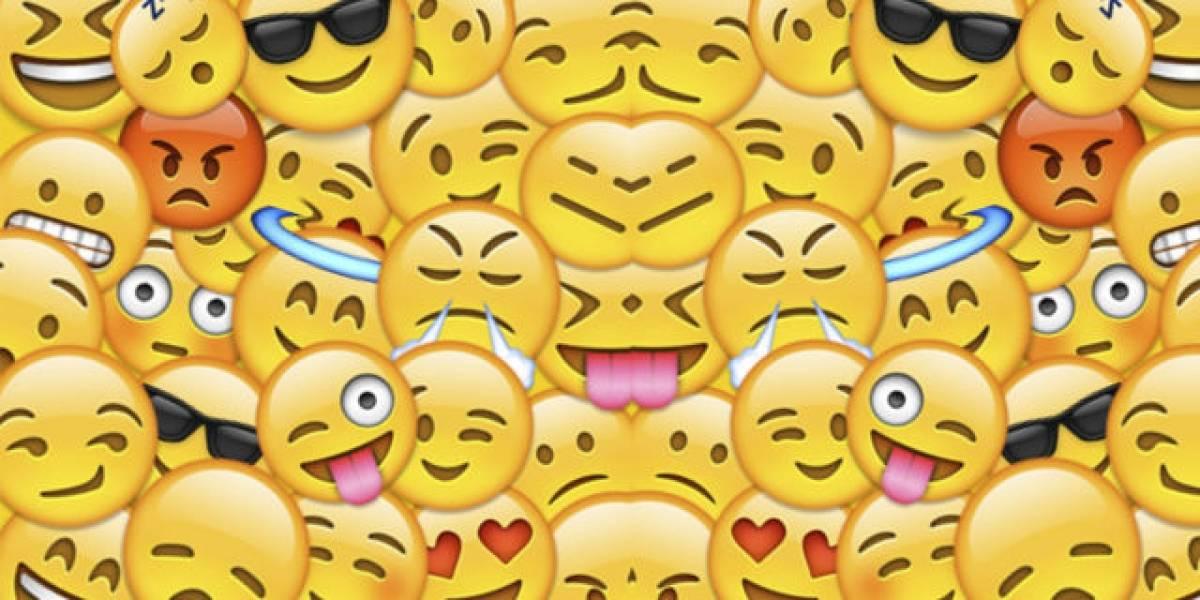 Los 10 emojis más usados en el mundo