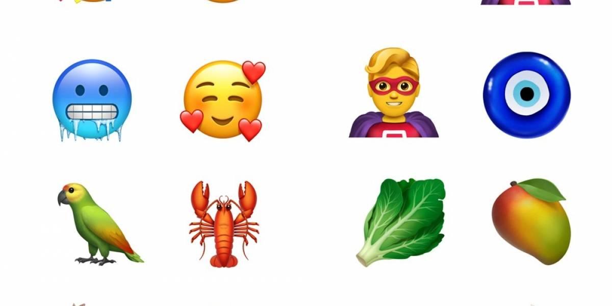 Tem um iPhone? Veja os 70 novos emojis que estarão disponíveis