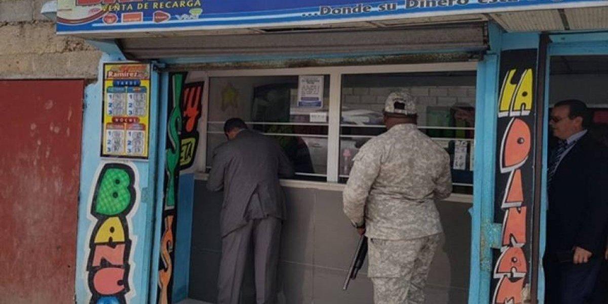 Hacienda cierra varias bancas de loterías que operaban de forma irregular
