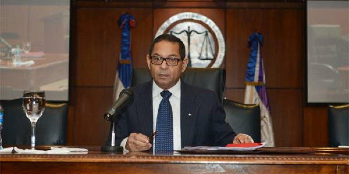 """Presidente de la SCJ exhorta a jueces a dictar """"más y mejores sentencias"""""""