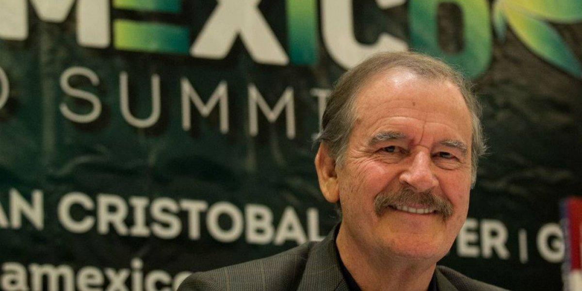 Vicente Fox promoverá uso de marihuana medicinal en América Latina