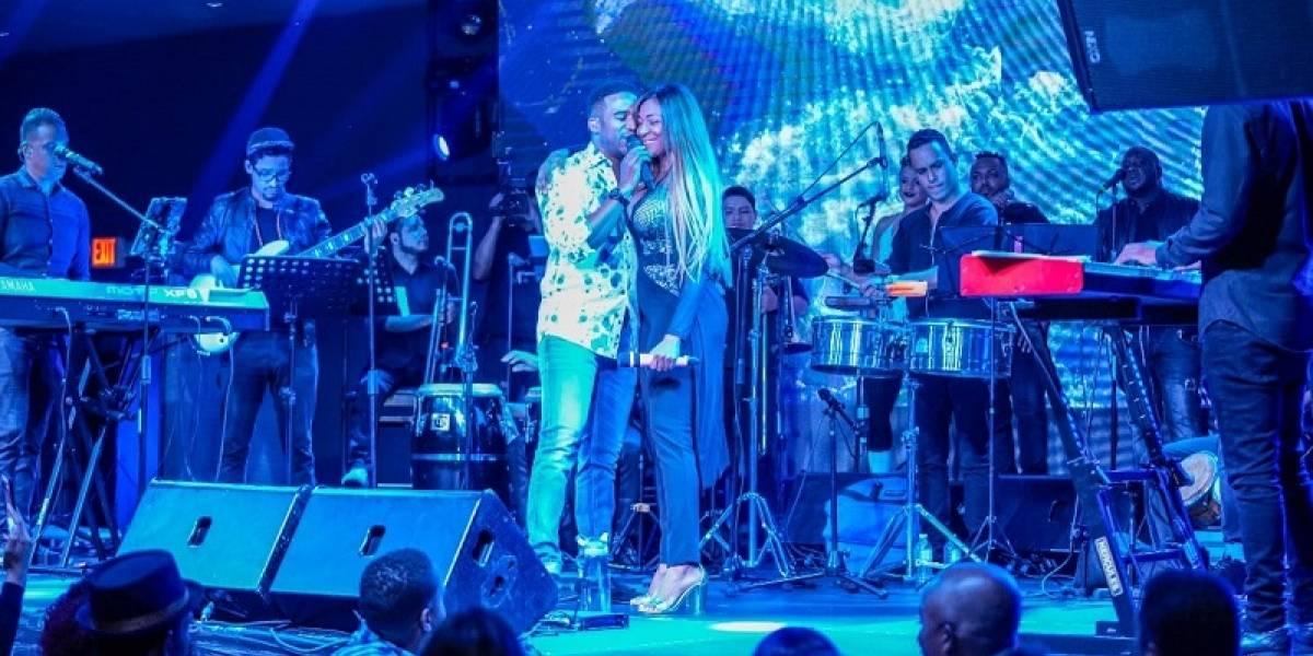 Francky Desi demostró calidad en tributo a Marc Anthony