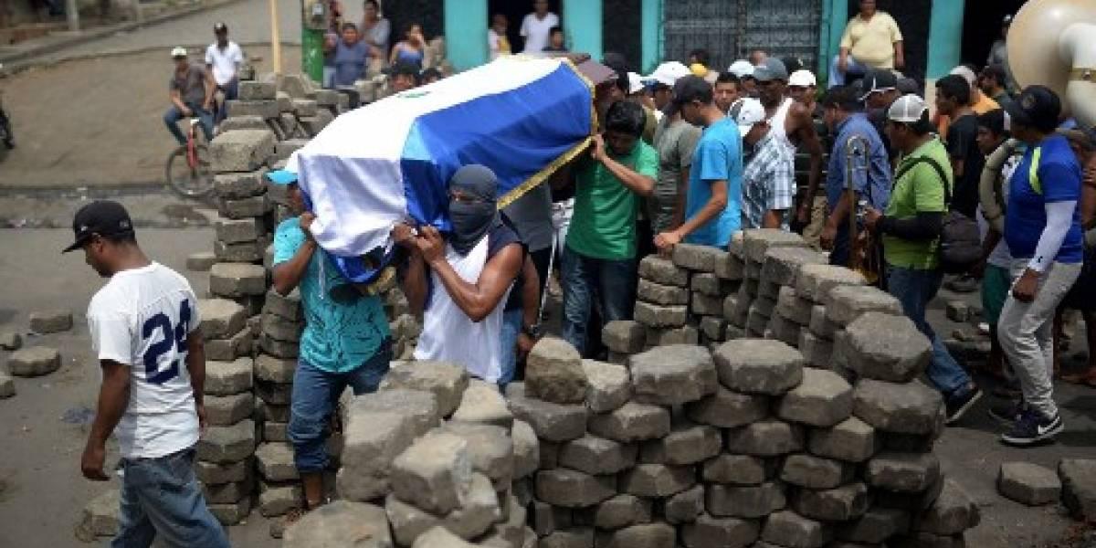 Comunidad internacional aumenta presión sobre Nicaragua para cesar represión