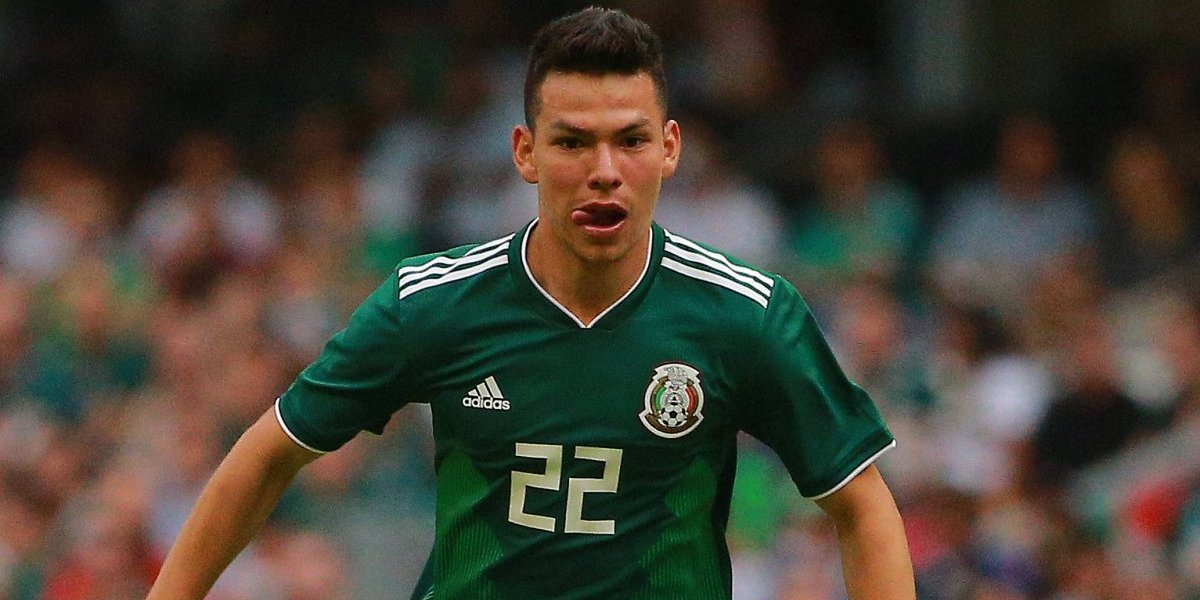 Hirving Lozano, el futbolista mexicano más caro de la historia