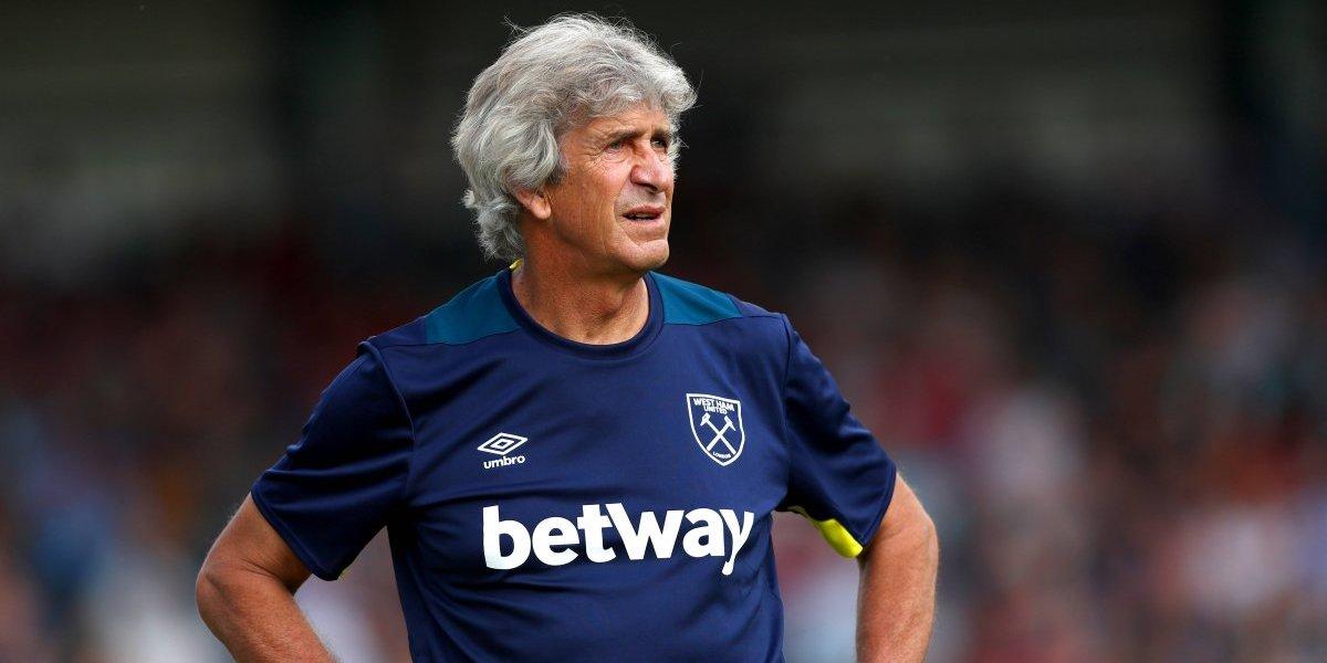 Pellegrini saca pecho por los refuerzos que le llegaron a su West Ham