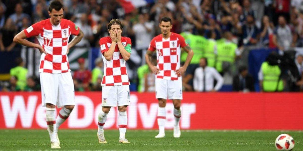 Falló en el peor momento: revelan táctica defensiva de Croacia que fracasó en la final con Francia