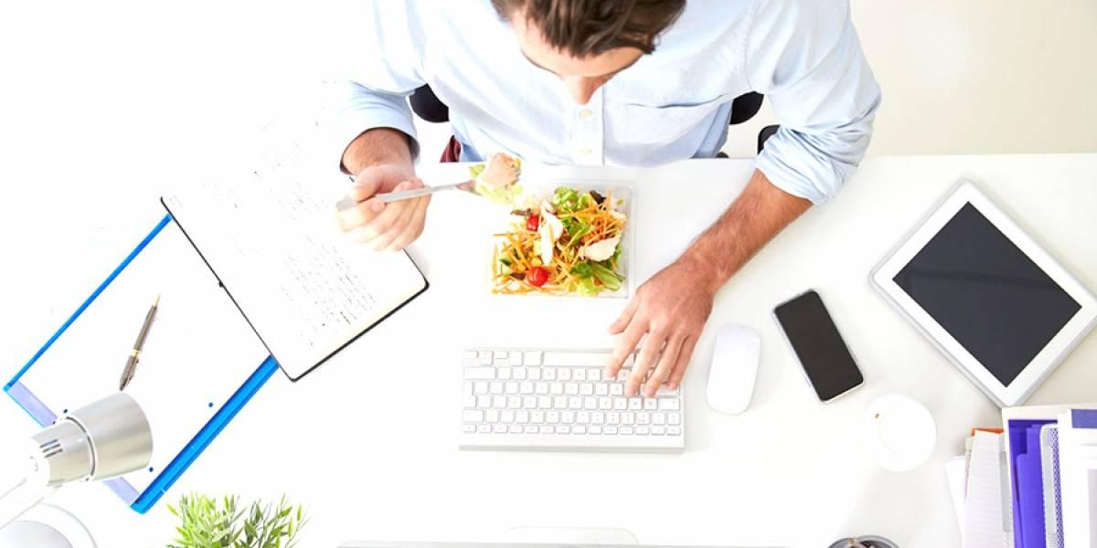 1 de cada 10 empleados nunca limpia el teclado