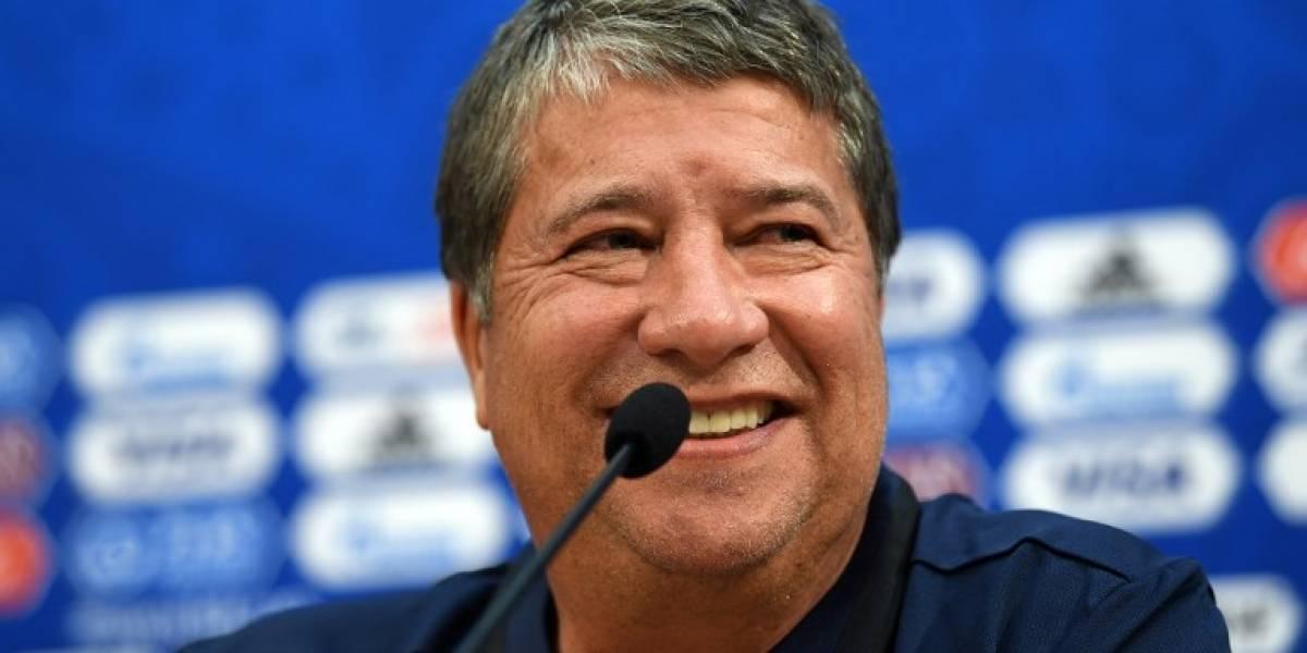 """La selección panameña se queda sin técnico, """"el Bolillo"""" Gómez se marcha"""