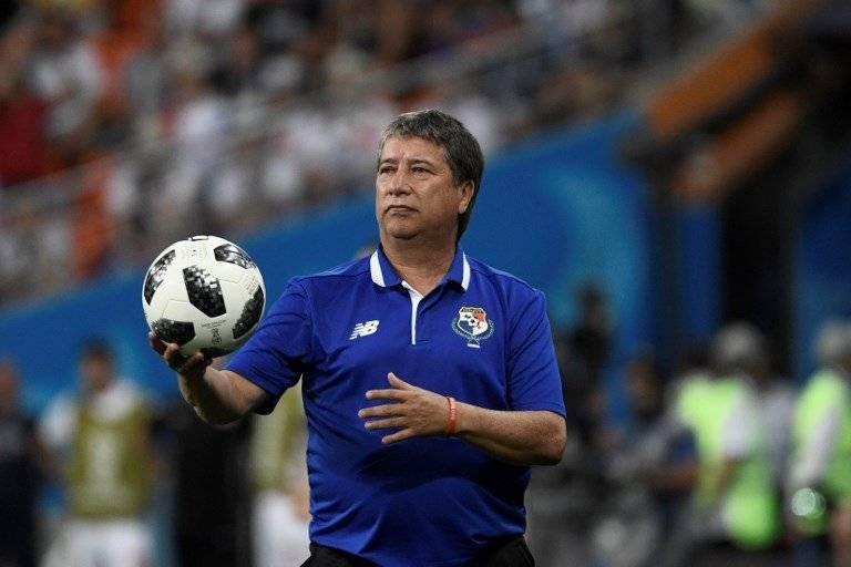 Hernán Gómez deja el banquillo de la selección panameña
