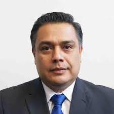 Javier Hernández, jefe de la bancada FCN-Nación. Foto: Congreso