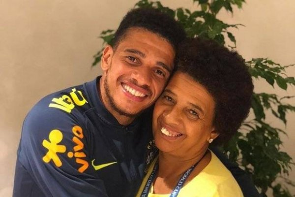 Taison y su madre