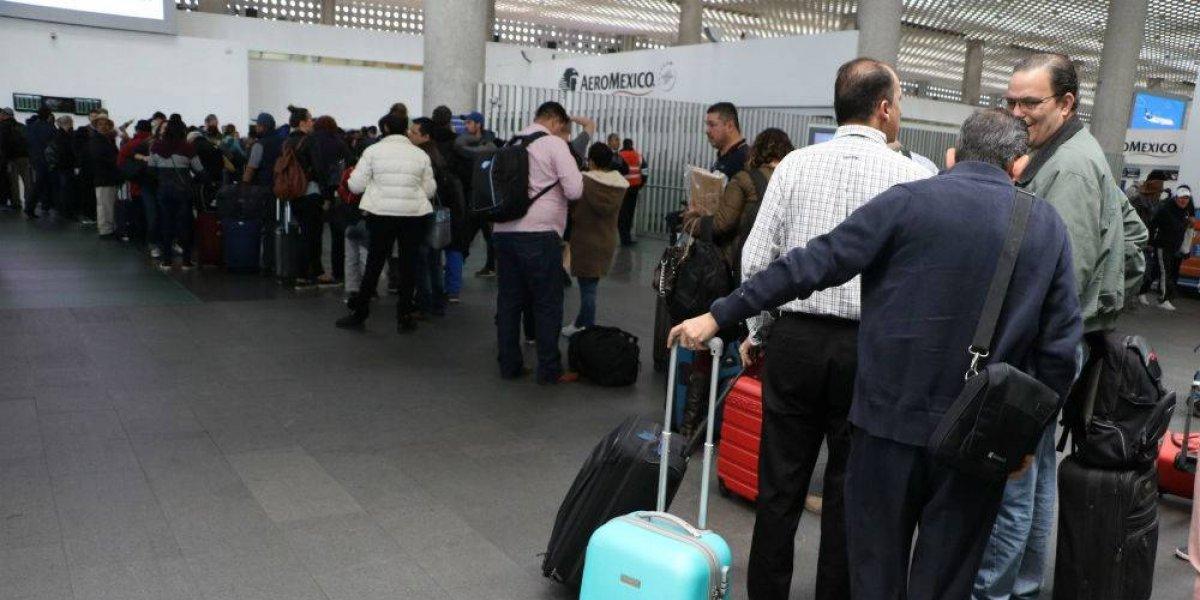 DHS limita transporte de polvos en vuelos a Estados Unidos