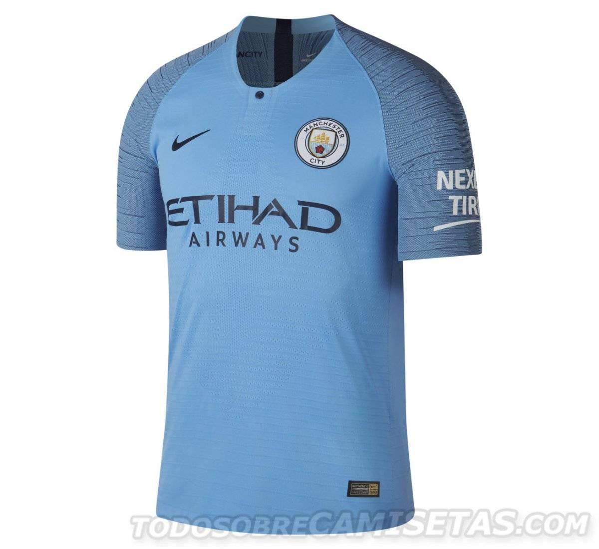 Manchester City Todosobrecamisetas.com