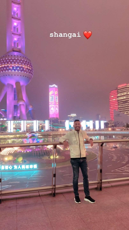 Marco Fabian en China