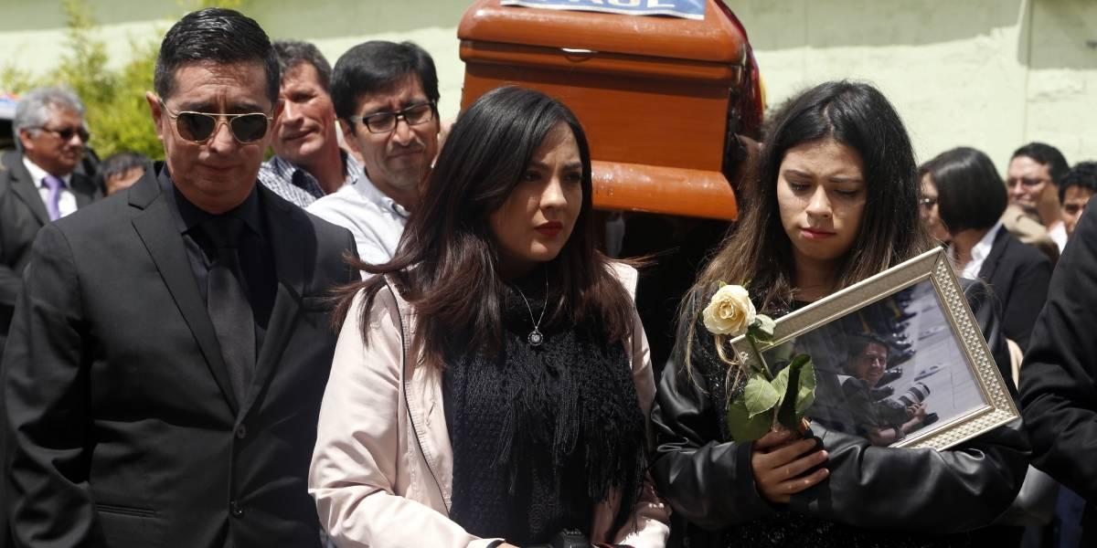 Capturan a responsable material de secuestro de periodistas de Ecuador